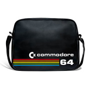 Commodore 64 Bag Black