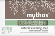 MYTHOS NATURAL SLIMMING SOAP 100% NATURAL BASE ALL SKIN TYPES ROSEMARY 100 GR.