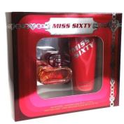 Miss Sixty edt Spray 30ml Velvet Body Cream 200ml