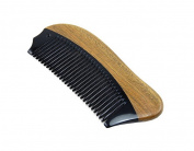 Natural Health Green Sandalwood Comb Present Comb