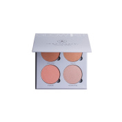 """Anastasia Beverly Hills Glow Kit in """"GLEAM"""" - four metallic powder highlighters and blushers"""