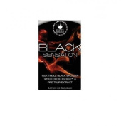 Tan Incorporated Black Sensation (100 X Hot Tingle Bronzer) 22ml
