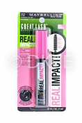 Maybelline Real Impact Mascara Brownish Black 252