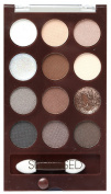 Sunkissed Ladies Beauty Makeup Ready For Anything Eye Palette Cosmetic Pack - 12 Uk