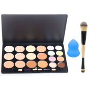 EVERMARKET Contour Kit Contour and Highlighting Contour Palette - 20 Colours