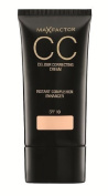3 x Max Factor CC Colour Correcting Cream SPF10 30ml Sealed - 60 Medium