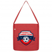 Twisted Envy Footballs Coming Home Tote Bag