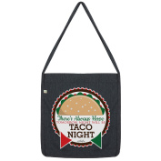 Twisted Envy Tomorrow Will Be Taco Night Tote Bag
