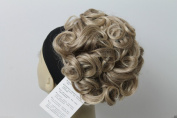New UpDo Curly Synthetic Drawstring Scrunchies Instant Hairdo Bun Ponytail large Hair Wig Extension