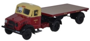 Oxford Diecast 76BD020 Bedford OX Flatbed Trailer British Rail
