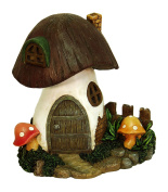 Solar Toadstool Home