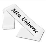 Miss Universe Sash