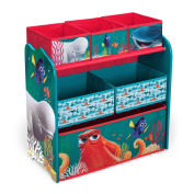 Delta Children Multi-Bin Organiser Finding Dory Toy Bed