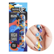 ThumbsUp Nails - Mu Watercolour Nail Wraps 20 Wraps / Pack