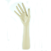 36cm Mannequin Hand for Nail Practise Jewellery Glove Display