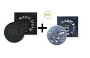April Skin Magic Stone Natural Cleansing Soap + Charcoal Soap Korea Beauty
