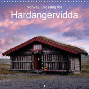 Norway: Crossing the Hardangervidda 2017