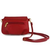 Dream Garden Women Mini Small Adjustable Crossbody Satchel Shoulder Handbag