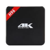 PowerLead Ptox Amlogic PL-S905 4k H96 Android TV Box Quad Core 1G DDR 8G TV Box