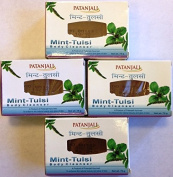 Patanjali Mint-Tulsi Body Cleanser- 75 g Pack of 4