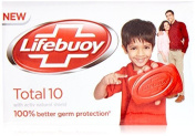 Lifebuoy Total Soap 120 gramme Unit (Pack of 12) by Lifebuoy