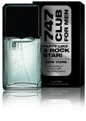 747 Club 100ml  Eau De Parfum   Men Spray by Preferred Fragrance by 747 CLUB