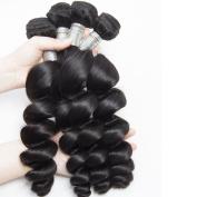 Cheap Malaysian Virgin Hair Loose Wave Wavy 7A Unprocessed Virgin Hair Weave 3pcs Malaysian Loose Wave Human Hair