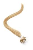 Micro Ring | Micro Loop Hair Extensions 46cm American Pride Blondie / Bronze Blonde