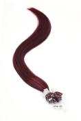 Micro Ring | Micro Loop Hair Extensions 46cm American Pride Sheryl Red