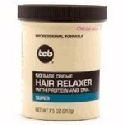 Tcb No-Base Creme Relaxer-Super-Code