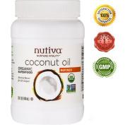 Aceite De Coco Organico Natural Para El Cabello Adelgazar y Para La Cara 100% Garantizado