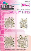 BR SAFETY PIN 4 ASST SIZE -125 BR58202