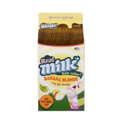 EZN Real milk hair colour Banana Blonde 6BB