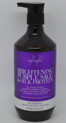 Nth Degree Brightening Purple Sage & Silk Protein Shampoo 400ml