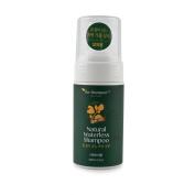 Natural waterless foam shampoo pump- Cool Menthol