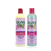 Olive oil girls Ors Set Shampoo And Conditioner