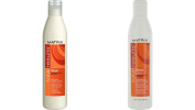 Matrix Total Results Sleek Shampoo & Conditioner Duo 300mls