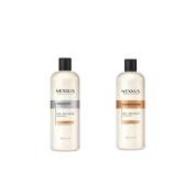 Nexxus Oil Infinite 740ml Shampoo and Conditioner