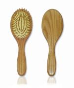 Natural Wooden Hair Brush - Massage Hairbrush
