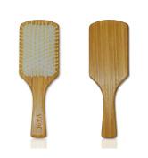 Natural Bamboo Hair Brush - Massage Hairbrush