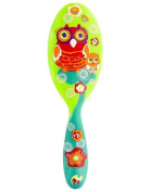 Pylones Ladypop Hairbrush Small Owl