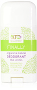 Kelly Teegarden Organics Finally Deodorant, 50ml