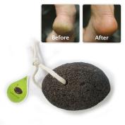 1 Natural Lava Pumice Volcanic Foot Stone Scrubber Dead Skin Callus Remover Care