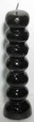 Candle: 7 Knob: Black (C7KNB)