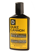 Duke Cannon Hard-working 2-in-1 Hair Wash
