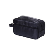 TIAMALL Nylon Toiletry Bag Travel Organiser Classy Waterproof Portable Wash Gym Shaving Bag