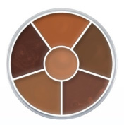 Kryolan 9086 Concealer Makeup Circle (DARK) *Brand New Colour*