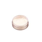Mallofusa Loose Translucent Face Powder, Silky Makeup Setting Powder,Light,20ml
