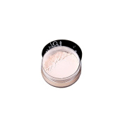 Mallofusa Loose Translucent Face Powder, Silky Makeup Setting Powder.Light colour,20ml