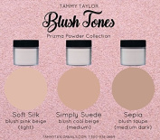 Tammy Taylor Nails - NEW *BLUSH TONES* COLLECTION Prizma Nude Colour Acrylic